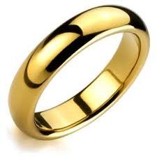 hechos de tungsteno de oro